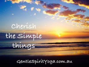 Gentle Spirit Yoga inspirational quotes