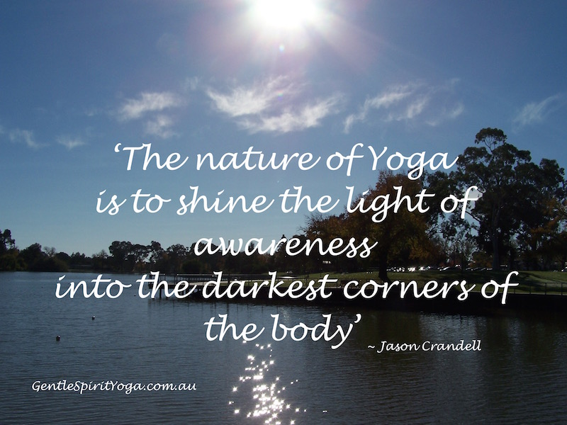 gallery for yoga nature quotes