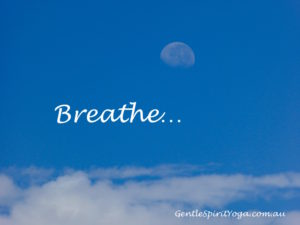 Gentle Spirit Yoga ~ Yoga and the breath
