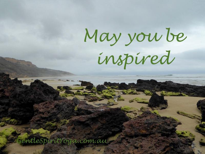 Gentle Spirit Yoga blog Affirmation versus Aspiration